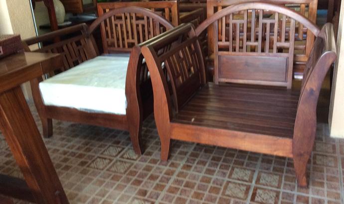 sofa gỗ tự nhiên hiện đại phong cách grand bois