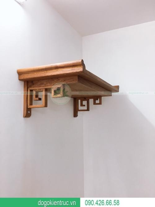 mẫu bàn thờ đẹp gỗ hương cao cấp