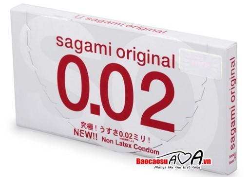 Top 3 loại bao cao su siêu mỏng Sagami dùng thích nhất