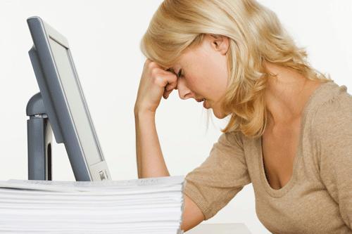 Thiếu dưỡng chất có thể dể dẫn đến mệt mỏi