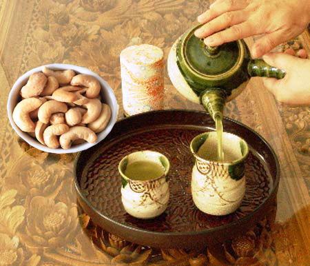 Cách làm hạt điều rang muối ngay tại nhà