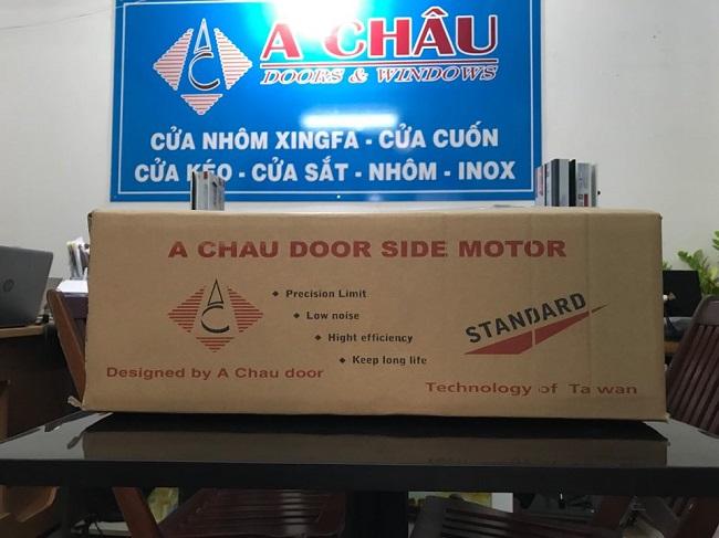 Motor cua cuon A Chau Standard do công ty Á Châu phân phối độc quyền tại tphcm