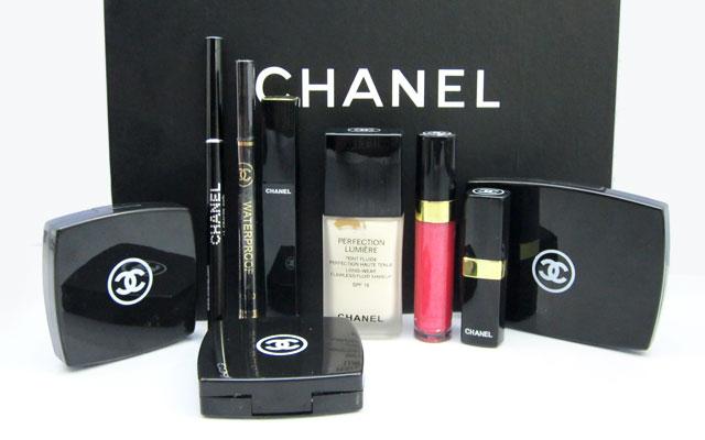 155k - Bộ trang điểm Chanel 9 món loại 2 giá sỉ và lẻ rẻ nhất