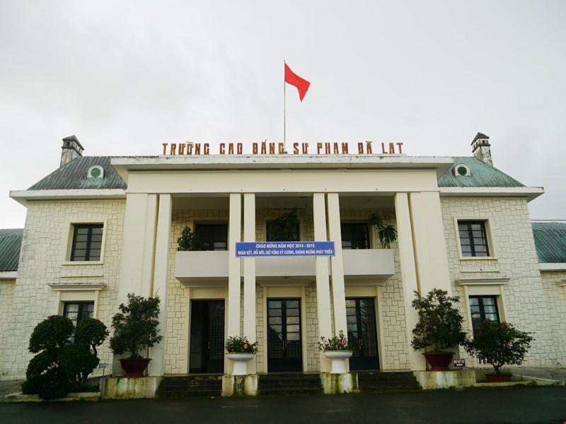 Thăm ngôi trường quý tộc ở Đà Lạt
