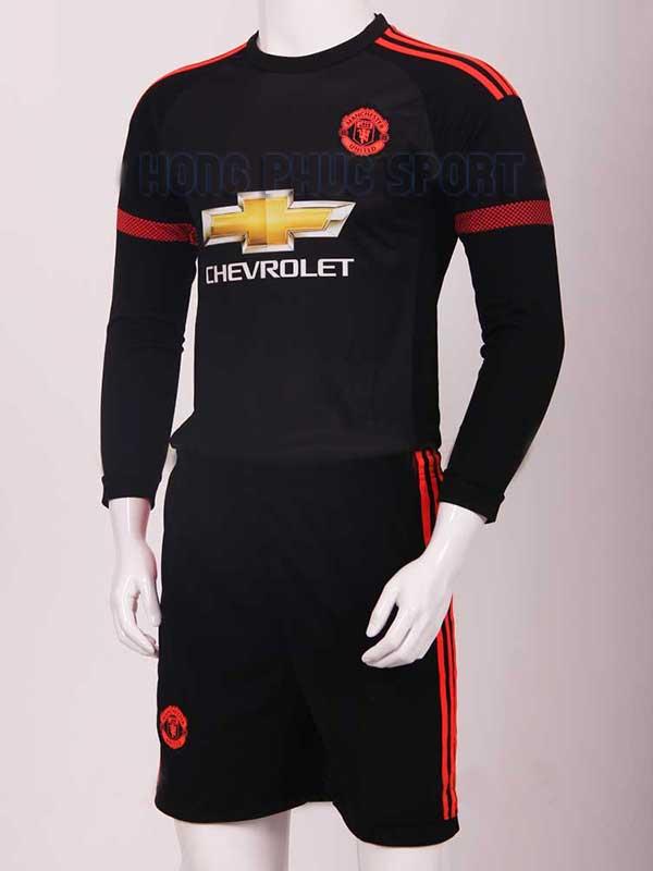 Áo Bóng Đá CLB Manchester United Third Kit 2015 - 2016 - aothethao.net