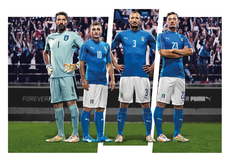 áo bóng đá đội tuyển ý xanh
