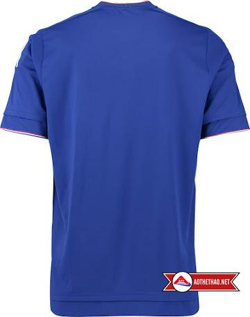 Mẫu áo bóng đá chealsea sân nhà tại aothethao.net