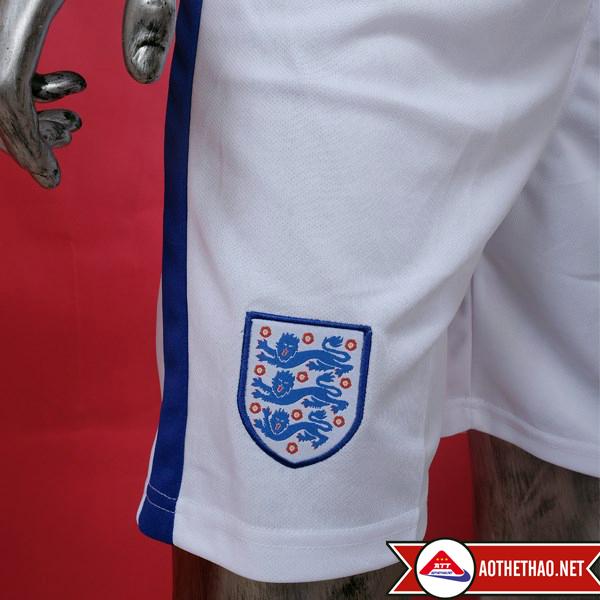 Quần áo bóng đá đội tuyển quốc gia anh trắng