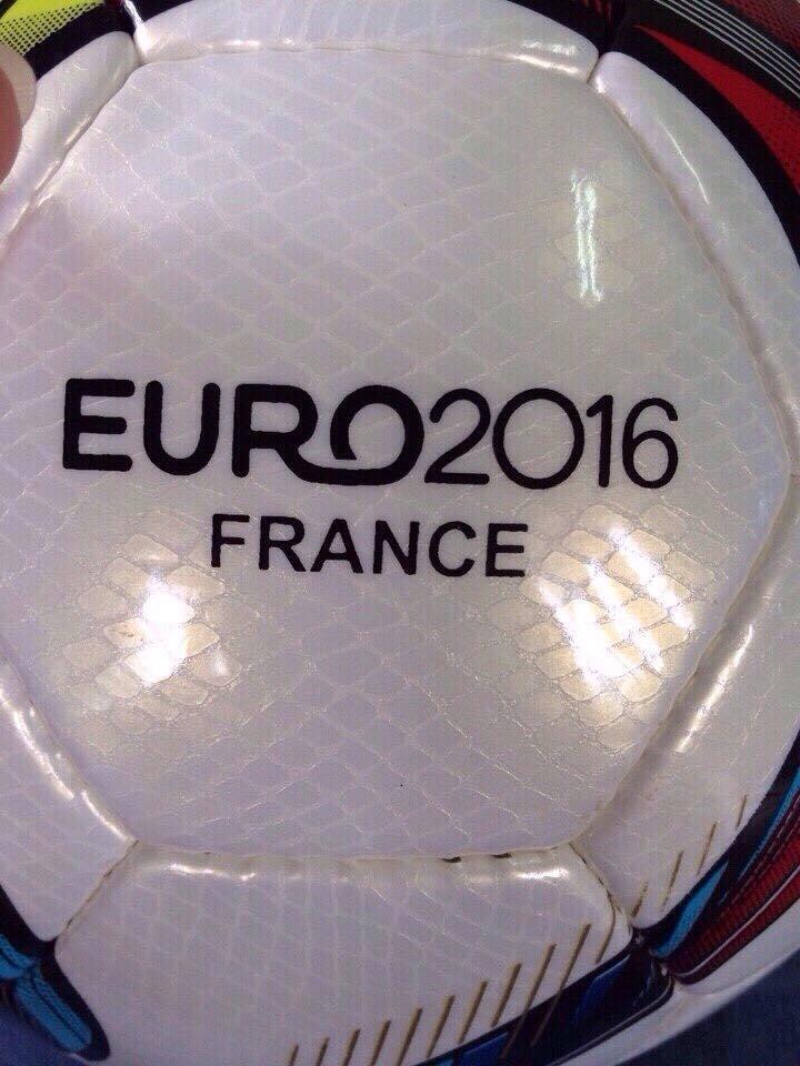 quả bóng đá số 5 Euro 2016