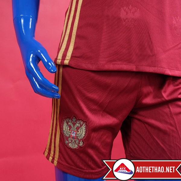 vạt áo đá bóng đội tuyển quốc gia Nga