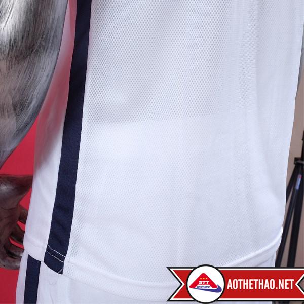 quần áo bóng đá đội tuyển pháp trắng sân khách Euro 2016