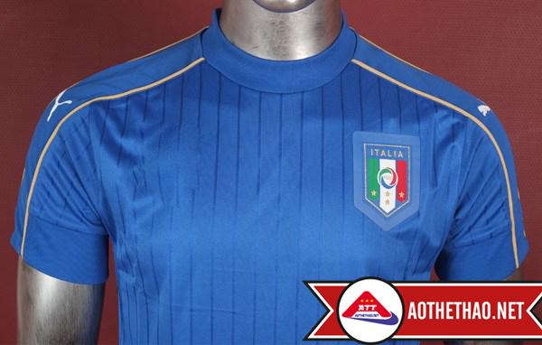 Ngực áo bóng đá đội tuyển quốc gia ý Euro 2016 sân nhà tại aothethao.net