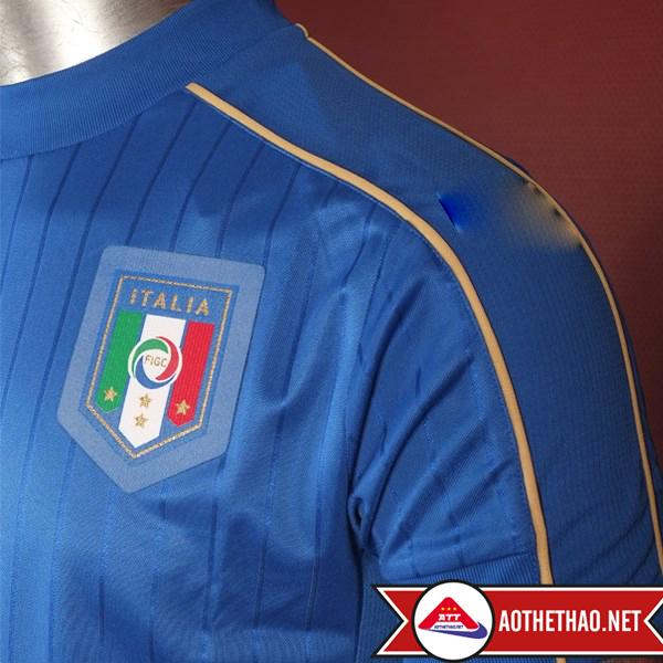 vai áo bóng đá đội tuyển quốc gia ý Euro 2016 sân nhà tại aothethao.net