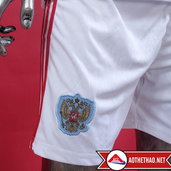 quần áo đá bóng đội tuyển Nga