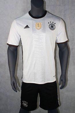 áo đội tuyển đức trắng Euro 2016