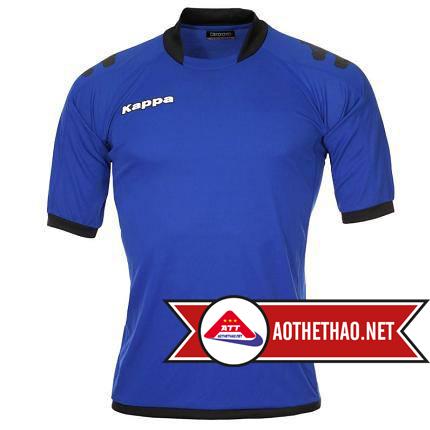Áo Bóng Đá Không Logo kappa sporty 328