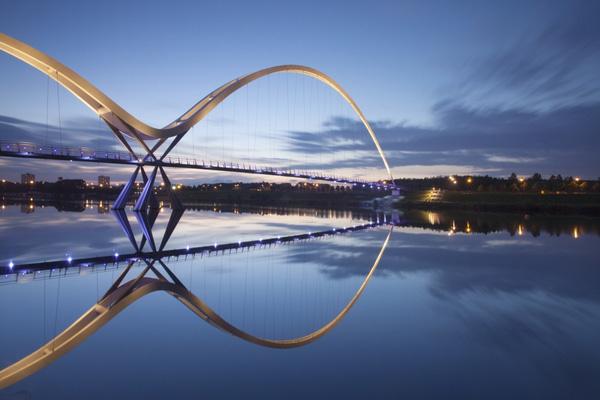 cây cầu đẹp nhất trên thế giới