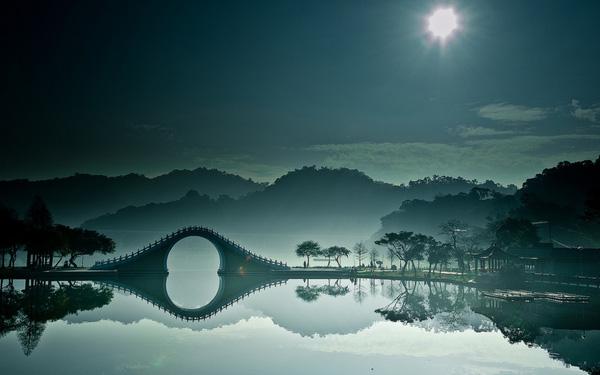 cây cầu đẹp nhất thế giới