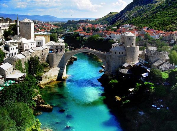 cầu đẹp trên thế giới