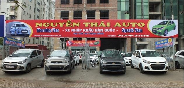 Nguyễn Thái Auto