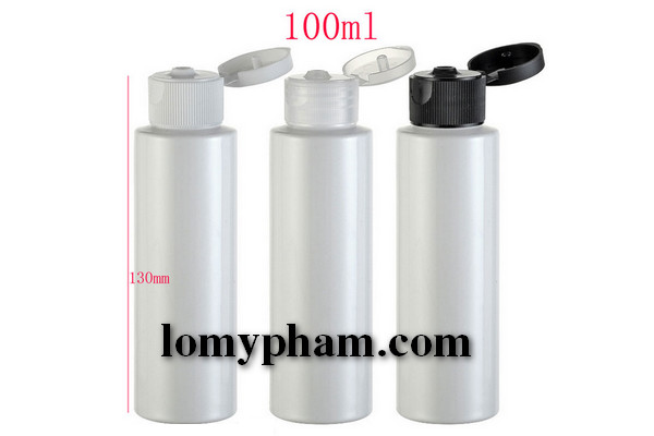 Chai HDPE nap bat 100ml