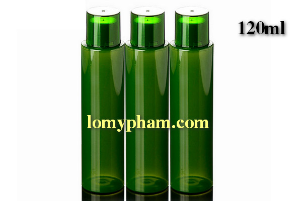 chai toner xanh la 120ml