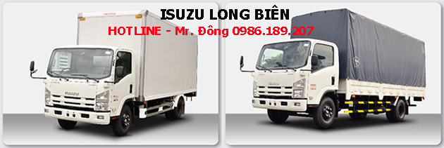xe tải isuzu NQR75L 5T5 ngắn tiện dụng