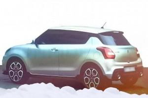 Suzuki Swift 1