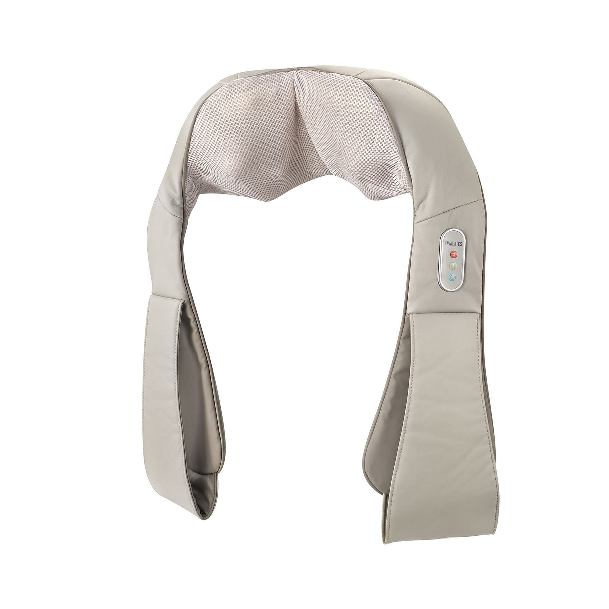 homedics neck and shoulder massager with heat instructions