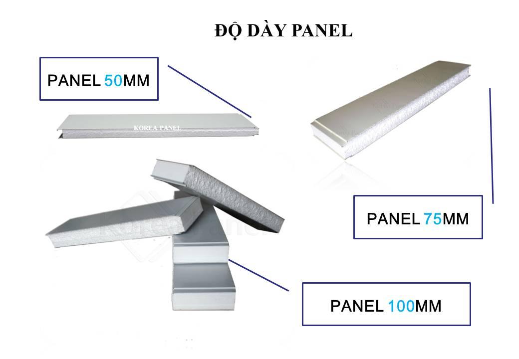 cấu tạo vách ngăn panel eps