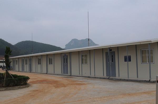 nhà điều hành công trường