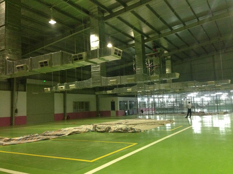nhà xưởng ABC - Bắc Ninh