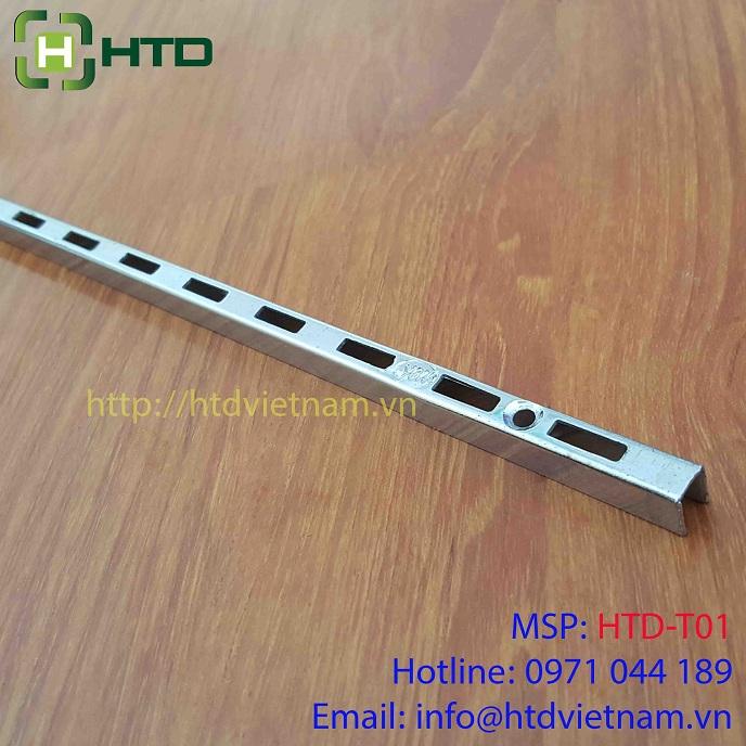 Thanh ray gắn tường HTD-T01