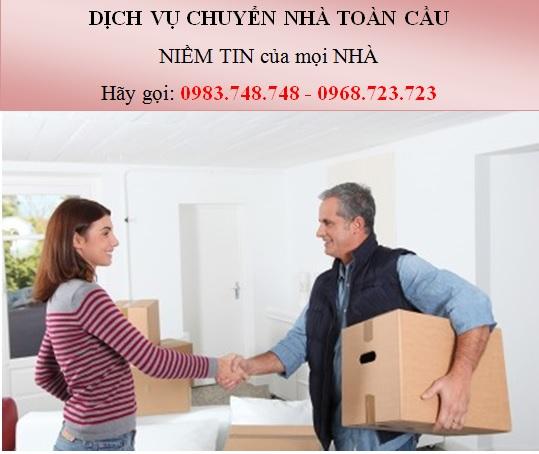 dịch vụ chuyển nhà giá rẻ