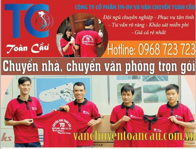 Cong ty chuyen nha tron goi Toan Cau