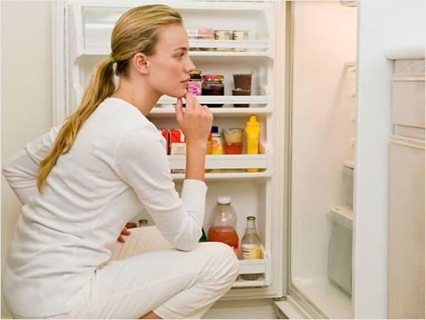 kiểm tra tủ lạnh