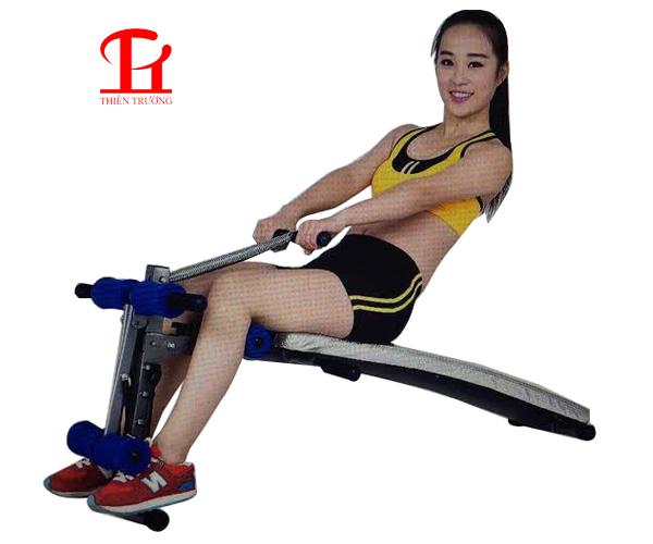 bàn cong tập bụng sport 360 XD 8095