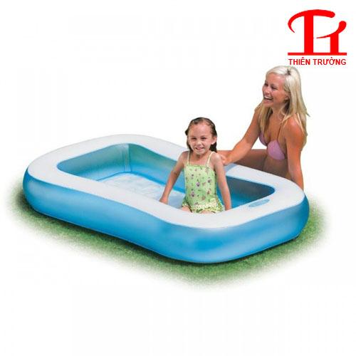 Bể bơi phao hình chữ nhật Intex  57403