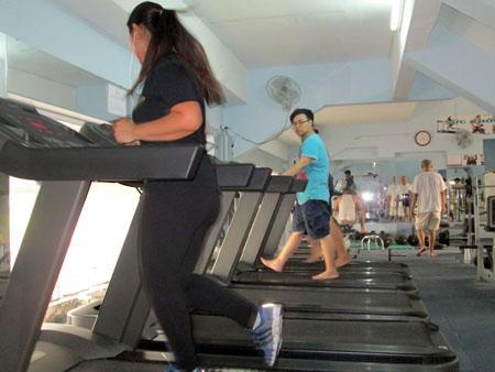 Máy Impulse PT300 xu thế tại các phòng tập Gym