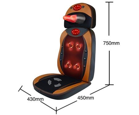 đệm Massage toàn thân XD-803