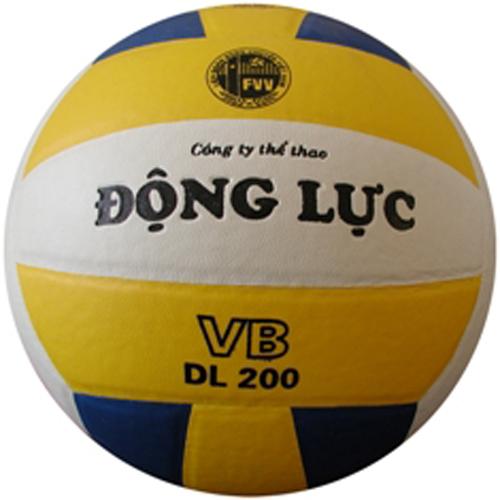Quả bóng chuyền Động Lực xuất khẩu 3 màu Dl 200
