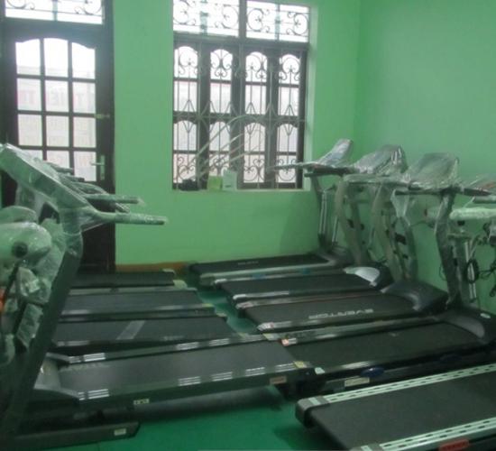 Mua máy chạy bộ tại Hà Nội