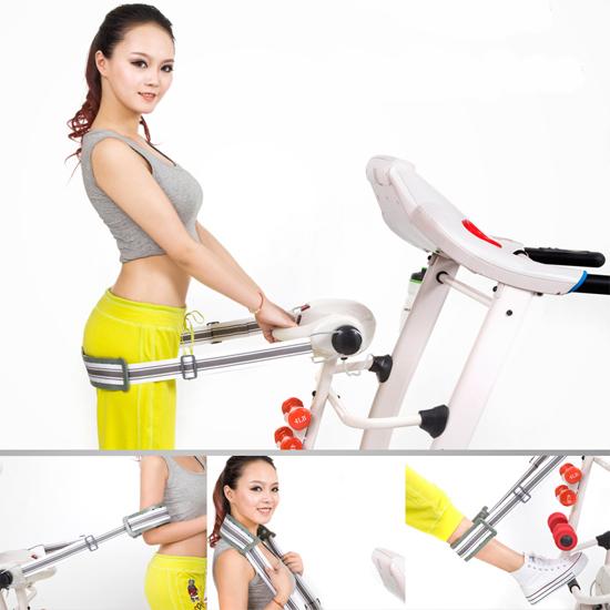 Chức năng massage với máy chạy bộ