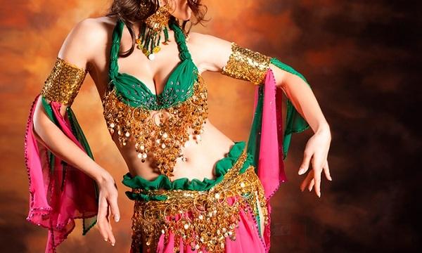 Tập múa bụng giúp cải thiện sức khỏe sinh lý