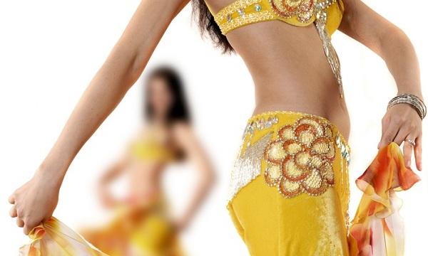 Tập múa bụng giúp săn chắc cơ thể
