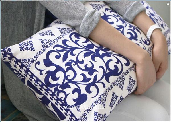 vải may trang trí đẹp aztec