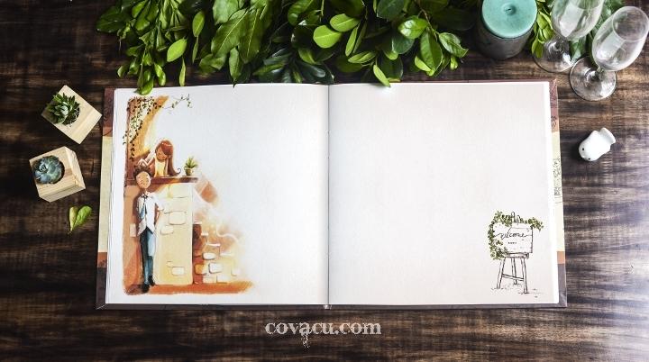 Bán sổ ký tên cưới Hà Nội