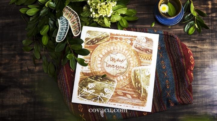 Guestbook sổ ký tên ngày cưới đẹp, độc đáo