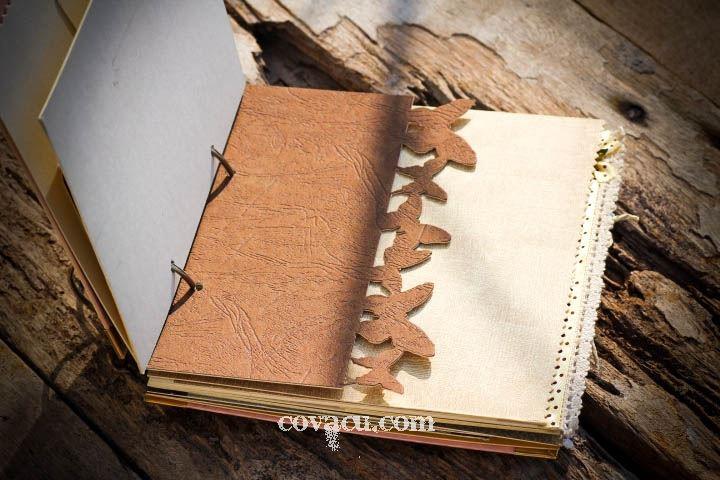 Scrapbook Hà Nội cho bé gái