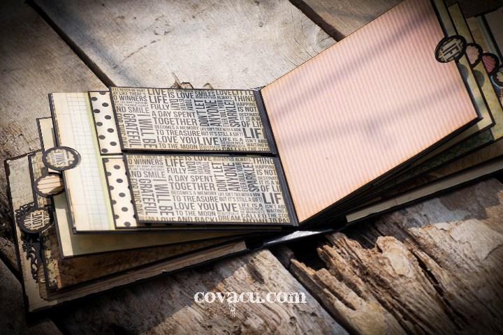 Bạn muốn làm đồ handmade đẹp với quyển scrapbook độc đáo?